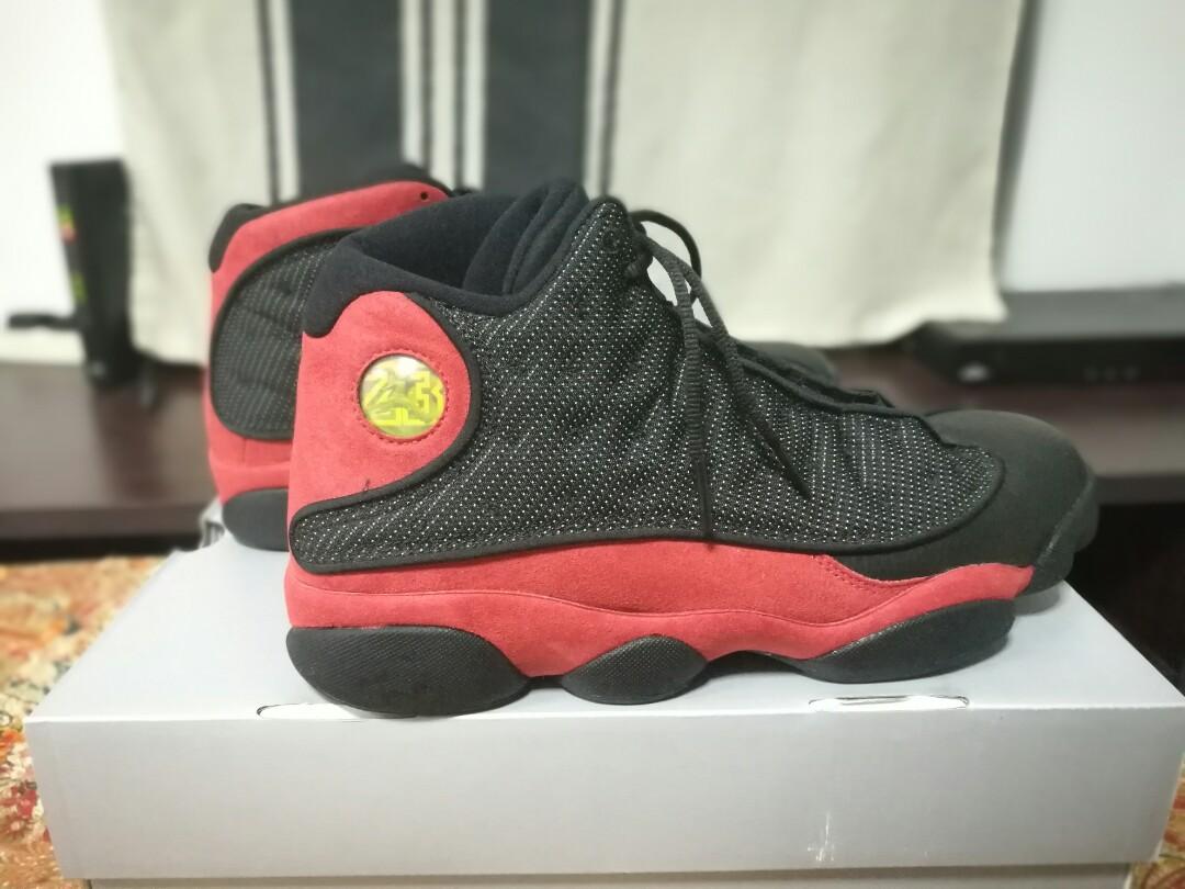 huge discount d0733 016fa Jordan 13 BREDS