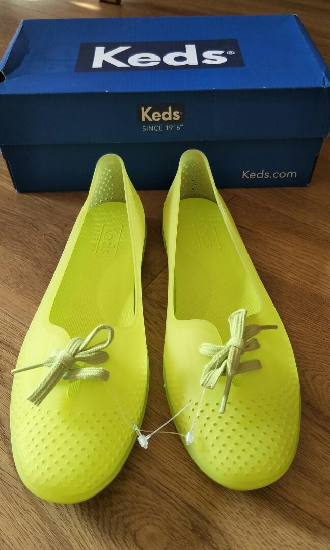 Keds teacup jelly shoes - original