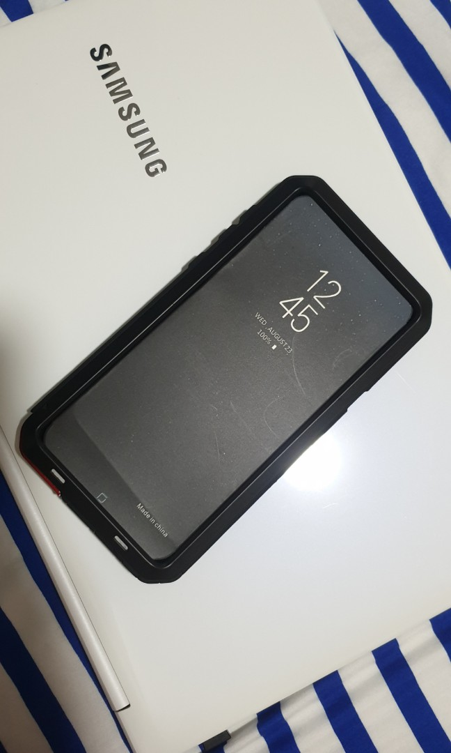 online store 37783 188cf Luxury Doom armor dirt shock waterproof aluminium phone case