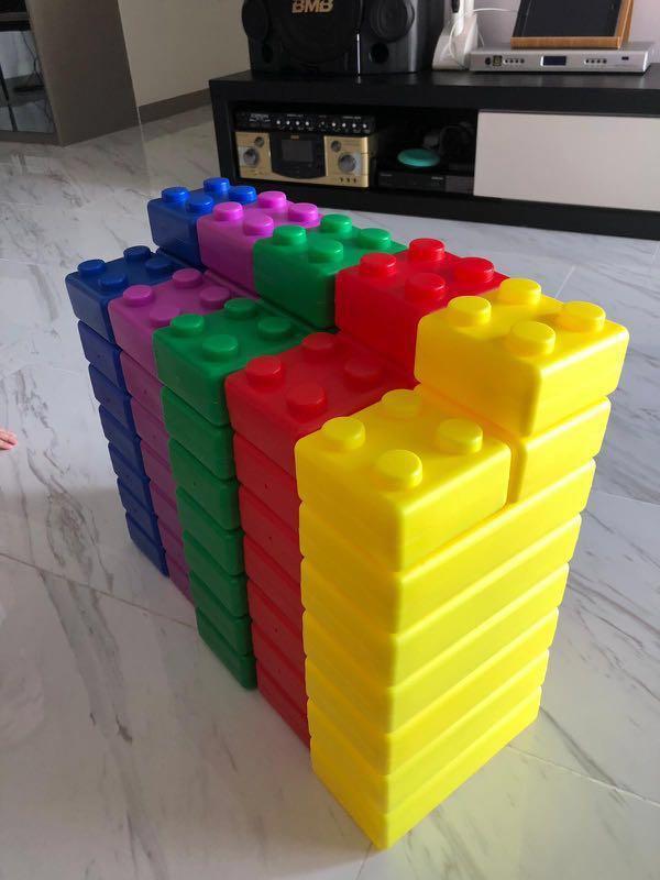 Mega LEGO Blocks, Toys & Games, Bricks & Figurines on Carousell