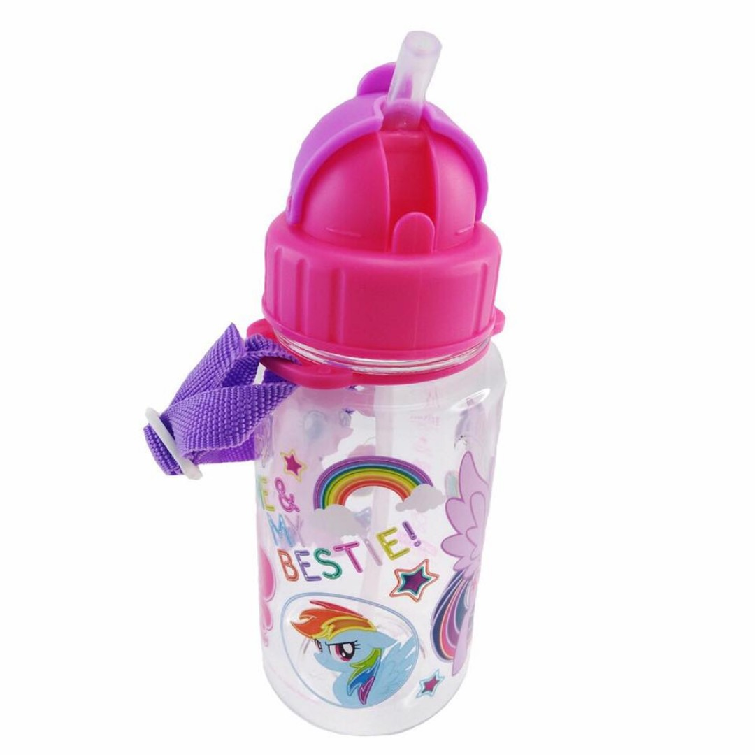 bc55180e84 NEW ITEM] MY LITTLE PONY 350ML TRITAN BOTTLE WITH STRAW * BPA FREE ...