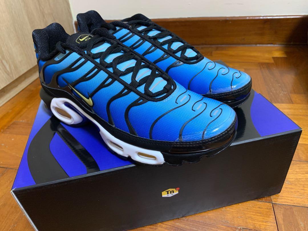 timeless design c68b2 83703 Nike Air Max Plus OG, Men's Fashion, Footwear, Sneakers on ...