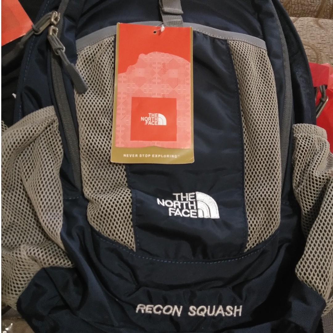 Northface Recon Squash Backpack 956e41eab9f32