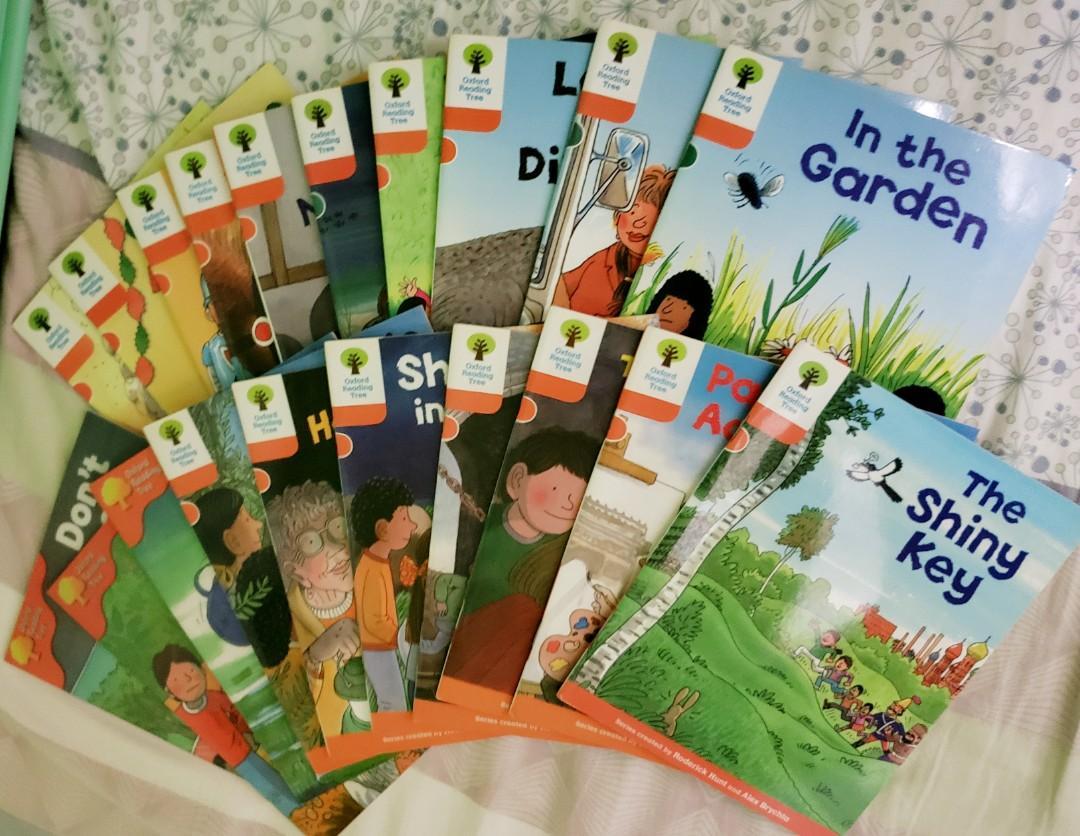 (Stage 6) oxford reading tree  20本 95%新