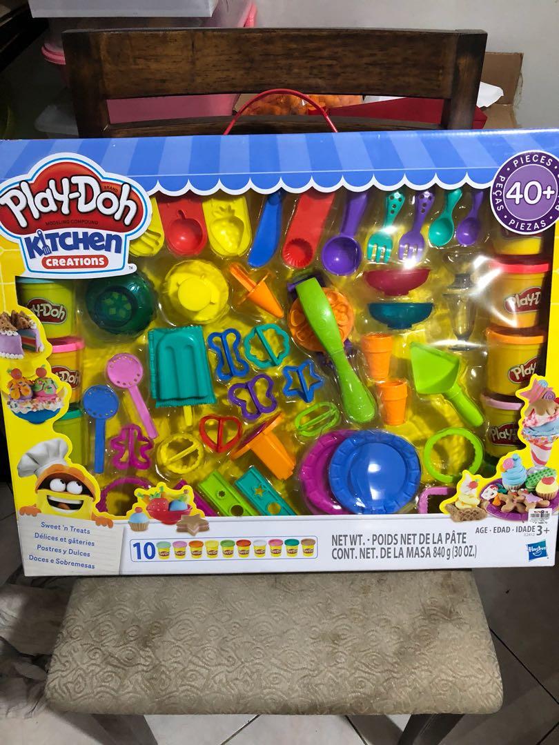 Playdoh Set Original Price 1 999 Toys Games Toys On Carousell