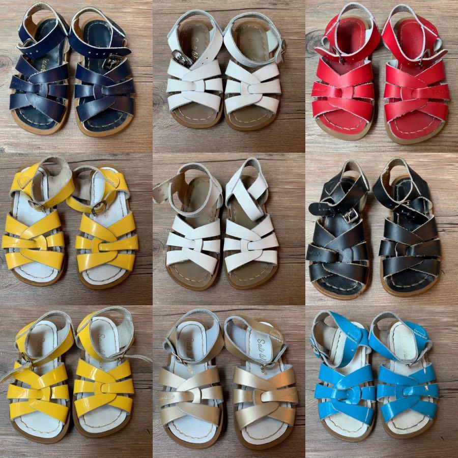 4050144d5c66 Saltwater Sandals Toddler Purge Sizes 6-8