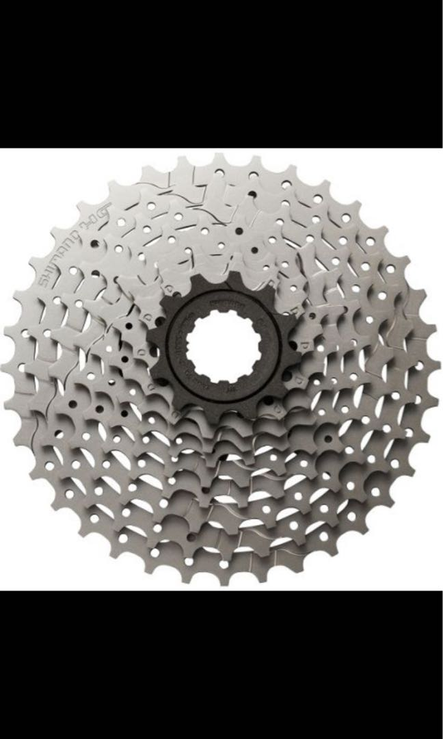 cc996f630e4 Shimano Alivio HG300 9 Speed Cassette, Bicycles & PMDs, Parts ...