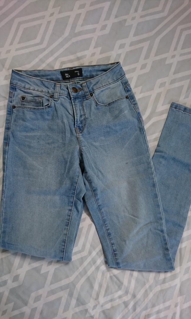 size 6 jay jays jeans