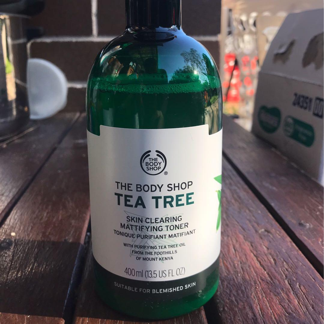 The Body Shop Tea Tree Set