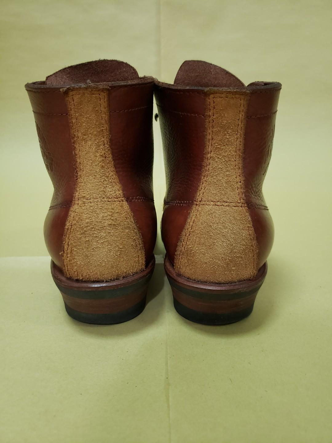 Vintage 古著 Alternatine Country X Luddite Work Boot