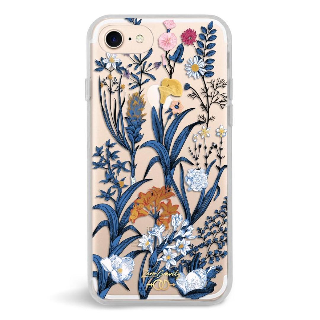 promo code 82fbd 71a23 ZGLA Floral Iphone 8 Case