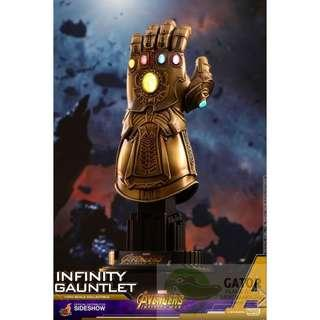 Hot Toys 1/4 Scale Infinity Gauntlet Marvel Figure
