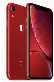 WTT iPhone XR 256gb with iPhone XR 256gb black
