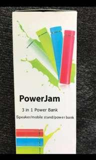3 合1 ,充電/擴音器/支架,手機平板適用mobile phone tablet   Power bank battery