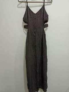 Kitschen Maxi Dress #SBUX50