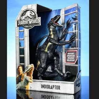 Jurassic World Fallen Kingdom Indoraptor (Park Tyrannosaurus Rex T-Rex Marvel Legends Select DC Universe Classics DCUC Multiverse Collectibles)