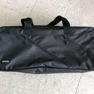 Gosen Badminton Bag black colour