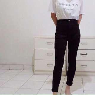 SALE‼️ Forever21 HW Black Pants