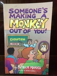 CRB- Someone's Making A Monkey our of you!