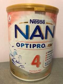 (SG) Nestle nan optipro 4 (900gram)