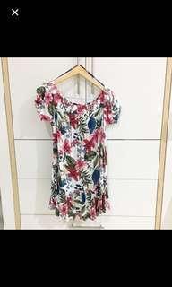 Forever21 sabrina dress