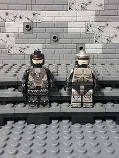 RoboCop Minifigures