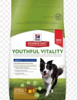 Science Diet Youthful Vitality Adult Dog dry food