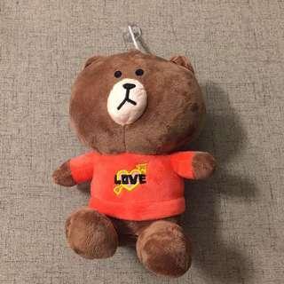 Line Friend 熊仔 公仔