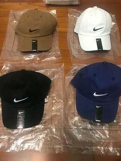 Nike老帽全新 四色各一 supreme gucci bape lv可參考