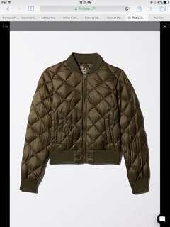 Aritzia Park Life Bomber Jacket