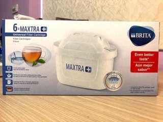 🚚 德國BRITA MAXTRA Plus濾芯 6入 全新未拆封