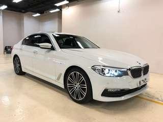 BMW 520 D 油渣2017