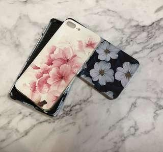 iPhone 8/7/6 Plus 花花手機殻📱iPhone 8/7/6 Plus floral phone cover