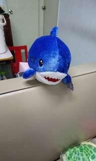 全新 海洋公園 鯊魚 公仔