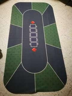 Poker Table Map