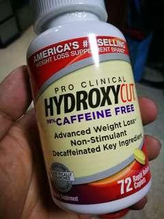 Caffeine free Hydroxy Cut