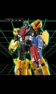 Transformers trinity force raging bull tfc