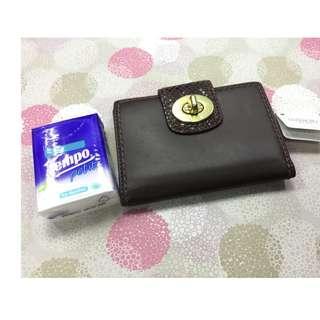 Coach Genuine Leather Wallet 真皮銀包