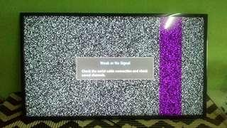Repair Baiki TV Lcd Led Plasma Smart Rosak Faulty