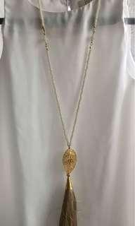 Brand new long necklace