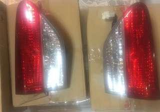 Toyota wish headlight