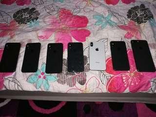 PO iphone X series (batch 4)