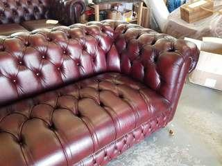 Chesterfield Sofa from UK