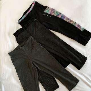 3/4 Leggings Bundle