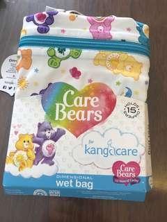 Kangacare Care bear wet bag Carebear
