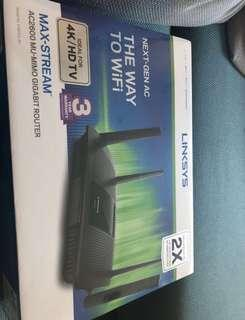 Linksys EA-8100 Router