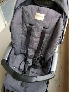 Denim Edition Peg Perego P3