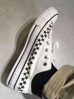 Sepatu Converse CT All Star OX White Black Baru ORIGINAL 100%