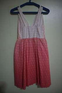 Pink Ombre Sundress