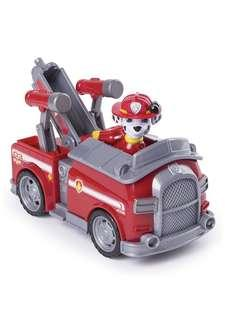 🚚 BN Paw Patrol Marshall fire truck with popout water cannons